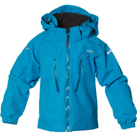 """Isbjörn Kids Storm Hard Shell Jacket Ice"""